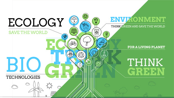 VideoHive Ecology Infographics 19626439