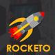 Rocketo - Multipurpose Powerpoint Template