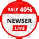 Newser - The Multiuse Drag and Drop News/Magazine WordPress Theme
