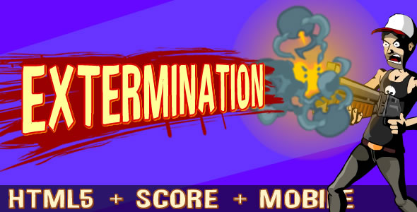 Extermination Zombies - Shoot + CAPX