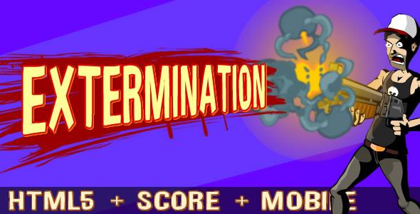 Extermination Zombies - Shoot + CAPX