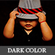 Dark Color Photoshop Action