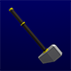 Lowpoly Hammer