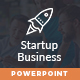 Startup Business PowerPoint Template Pitch Deck