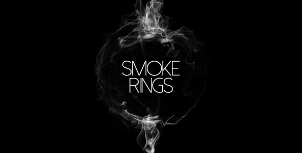 VideoHive Smoke Rings 19630897