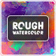 Rough Watercolor Backgrounds