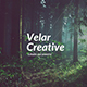 Velar - Creative Google Slide Template