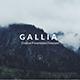 Gallia - Creative Google Slide Template