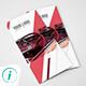 Pattern Trifold Brochure