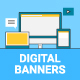 Digital Marketing Banners