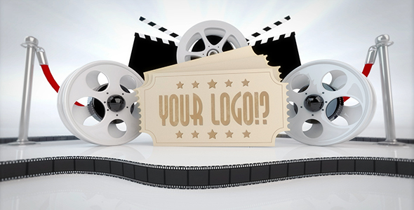VideoHive Movie Logo Reveal 19632444