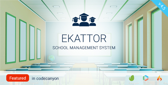 Ekattor School Management System Pro