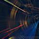 High Speed Space Warp Tunnel Travel