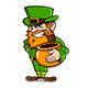 Leprechaun Character