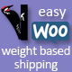 Easy WooCommerce Weight Based Shipping