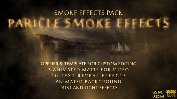 VideoHive Smoke Effects 19633380