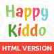 Happy Kiddo - Multipurpose Kids HTML Template