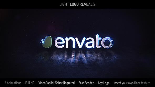VideoHive Light Logo Reveal 2 19633843