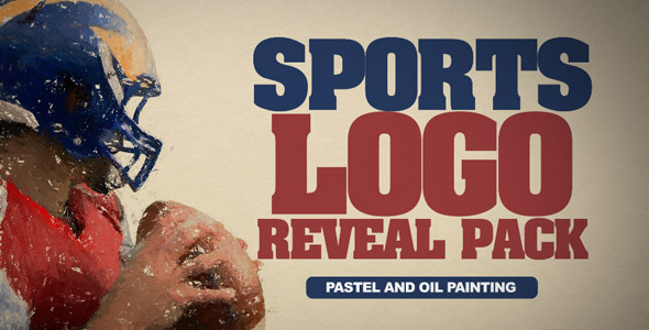 VideoHive Sports Logo Reveal Pack 19573391