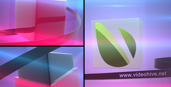 After Effects Project - VideoHive Box Logo 1584656