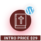 Church WordPress Theme | Holy Cross Church WP