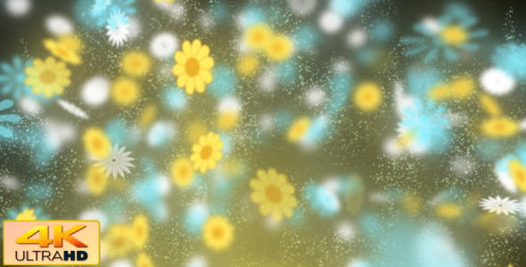 VideoHive Spring Background 1 19636845