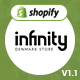 Infinity - Multipurpose Responsive Shopify Theme with Section Drag & Drop