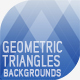 Geometric Triangles Backgrounds