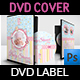 Baby Shower Party DVD Template Vol.7