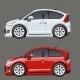 Cartoon Vector Cars