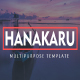 Hanakaru Multipurpose Powerpoint Template
