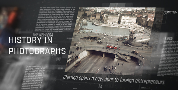 VideoHive History In Photographs 19638688