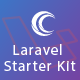 Clean - Laravel Starter Kit