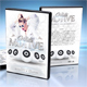 White Motive DVD Cover Template