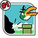 Flappy Scream Go ! - iOS Unity Game Template