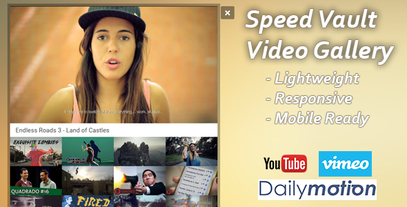 Speed Vault Video Gallery (Media) Download