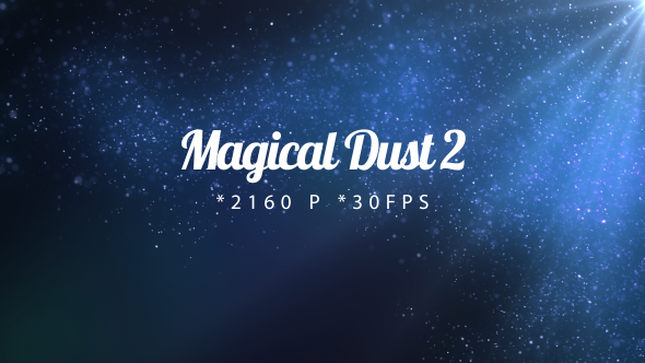 VideoHive Magical Dust 2 19641592