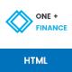 Finance Business HTML Template