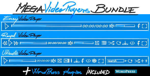 Mega Video Players BUNDLE
