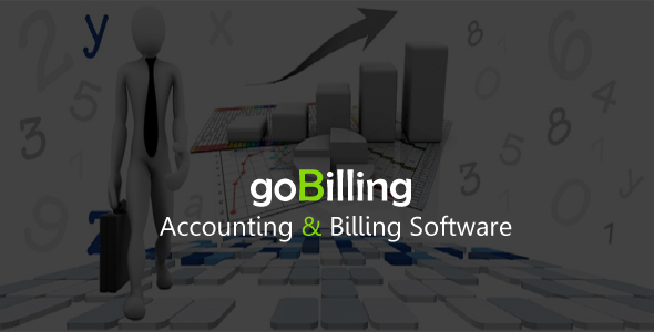 goBilling – Invoicing, Billing &amp Accounting Method (PHP Scripts)