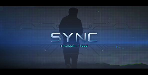 Videohive Sync Trailer Titles 19643094