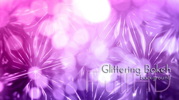 VideoHive Glittering Bokeh Lights 19643213