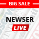 Download Newser - The Multiuse Drag and Drop News/Magazine WordPress Theme from ThemeForest