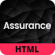 Assurance - Business, Consulting and Professional Services HTML Template