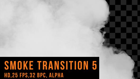 VideoHive Smoke Transition 5 19644068