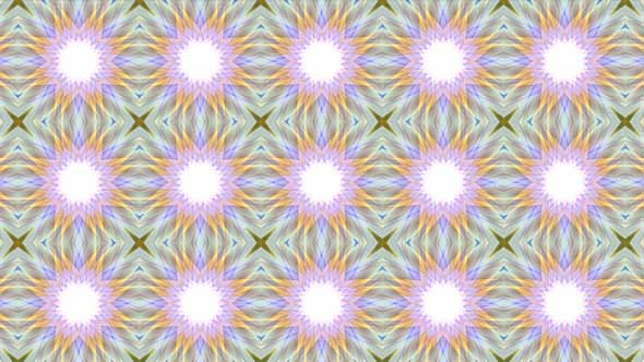 VideoHive Kaleidoscopic Abstract Background 19644123