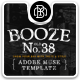 Booze - Bar & Restaurant Muse Template