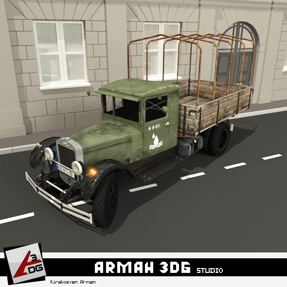 3DOcean Zis5 19645050