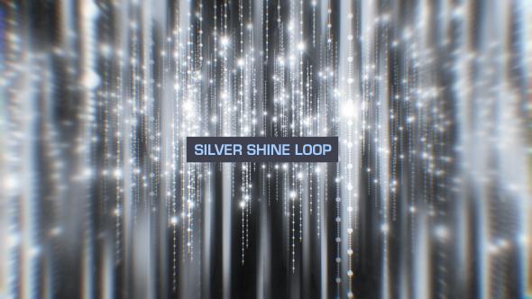 VideoHive Silver Shine Loop 19645052