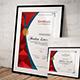 Multipurpose Certificate GD051